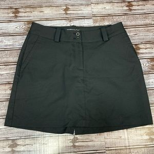 Black Nike Golf Skirt / Skort Size 6
